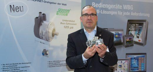 """Dirk Rott, Leiter Marketing Wachendorff Prozesstechnik/Automation GmbH & Co. KG: """"Auf den Fachpressetagen lassen sich Beziehungen zur Fachpresse knüpfen und vertiefen. Über die Jahre entsteht so eine Art Familiengefühl."""""""