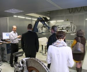 Firmenbesuch: Blick hinter die Kulissen der Polytec GmbH