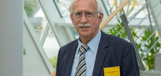 Dr. Volker Oestreich, Chefredakteur CHEManager