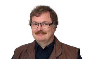 Andreas Zeiff, Chemiker und Autor beim RBS