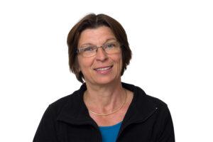 Ellen-Christine Reiff, Germanistin und Autorin beim RBS