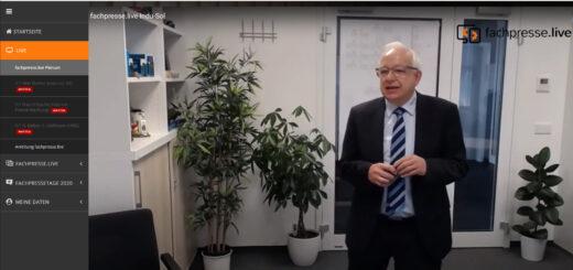 """Herr Richter von Indu-Sol spricht auf fachpresse.live über die """"Digitalisierung der Produktion."""""""